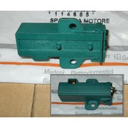 114885 BRUSH FOR MOTOR SOLE 1pz., зам.196964, 481281729603