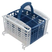 114049 CUTLERY BASKET ASSY BLUE SATIN EVO 3, зам.086629, 086486 {16}